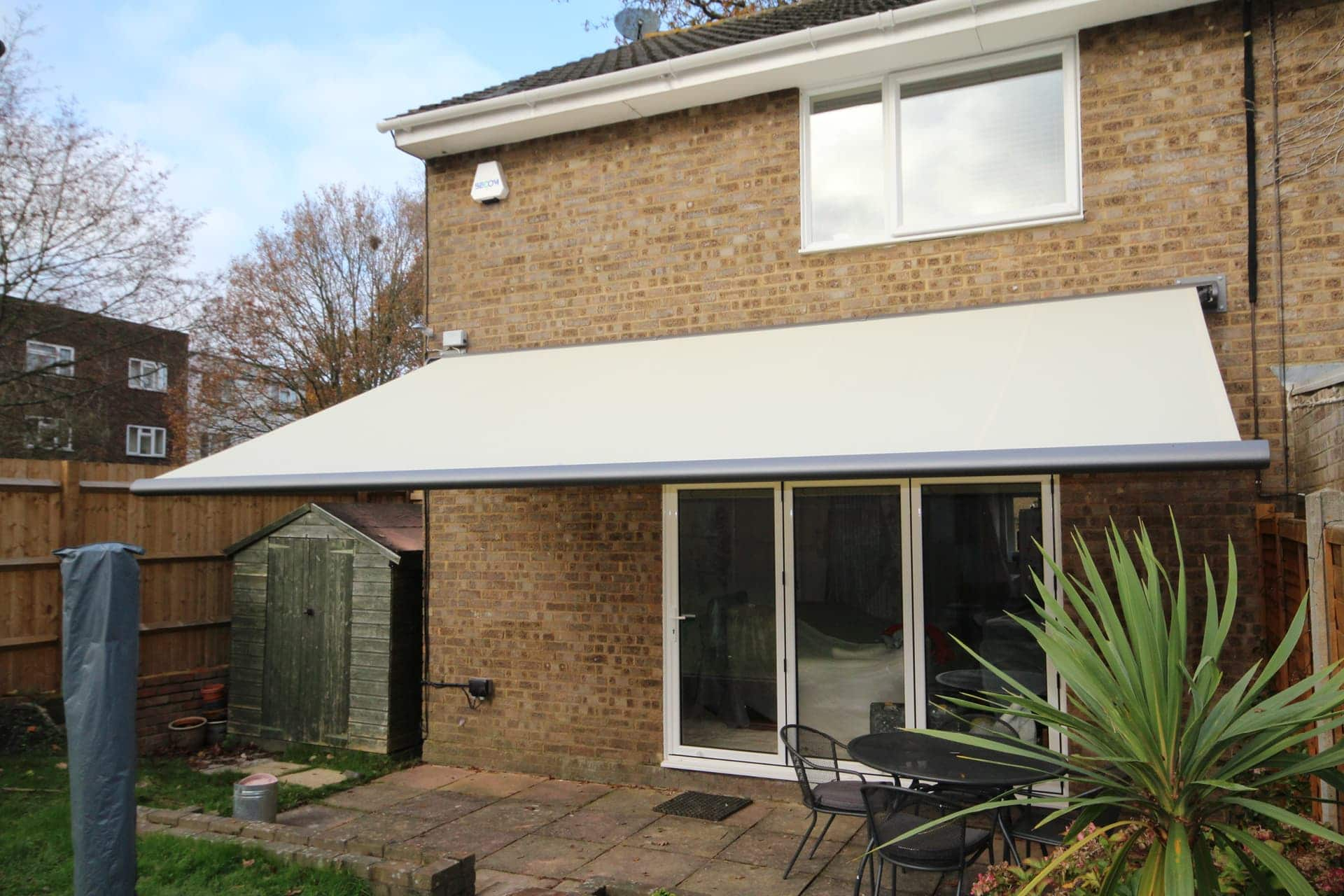 Cassette Awning Installation in Surrey